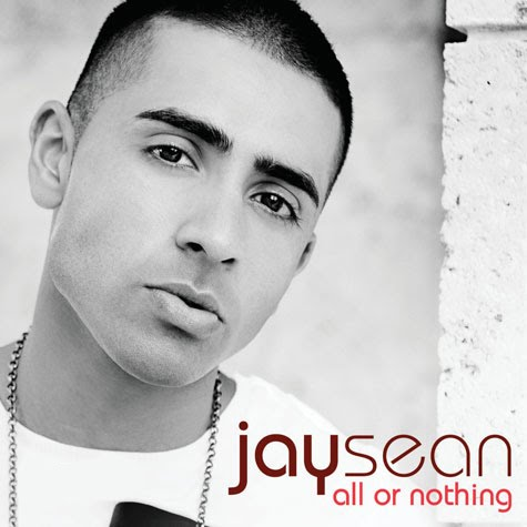 Jay Sean, обложка альбома All Or Nothing, 2009