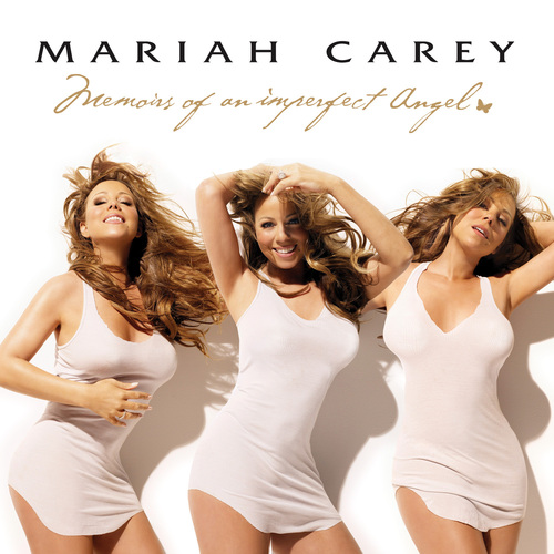 Mariah Carey, обложка альбома Memoirs Of Imperfect Angel, 2009